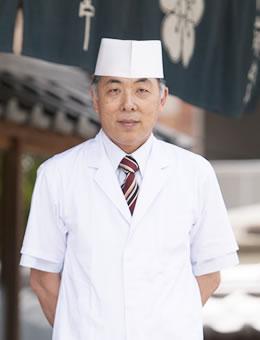 すき亭総料理長 松本 政